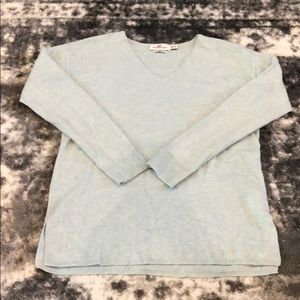 Vineyard Vines Blue Cashmere Blend Sweater XXS